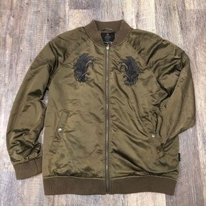 Cotton On Premium Collection Bomber Jacket